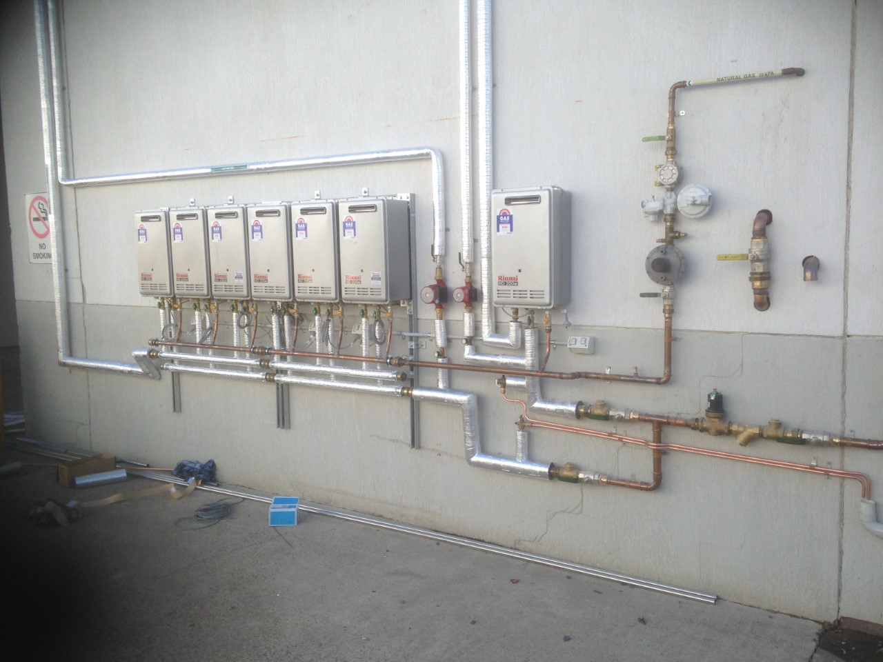 gas fitter brisbane